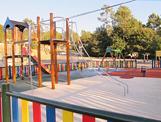 Parque infantil de Crecente
