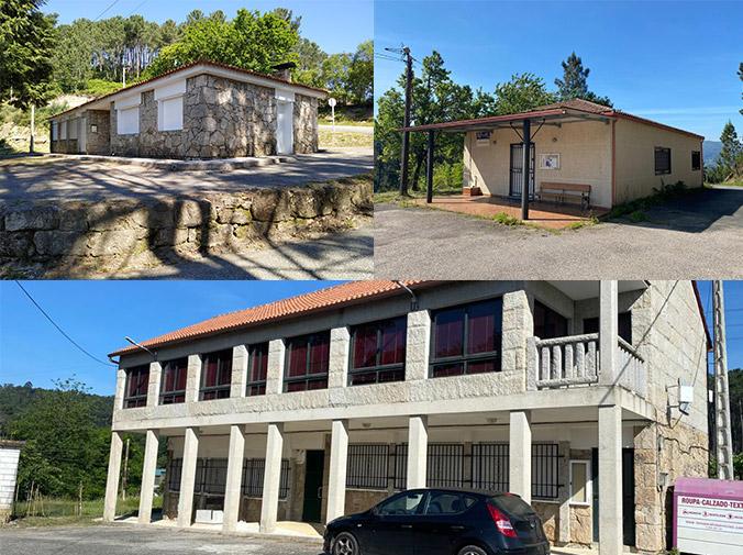 Casas culturais: Villar, Sendelle e Albeos