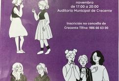 Cine, tertulias e contos dende unha perspectiva de xénero